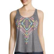 Arizona Braided Screen Tank Top