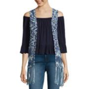 Love by Design Crochet Vest
