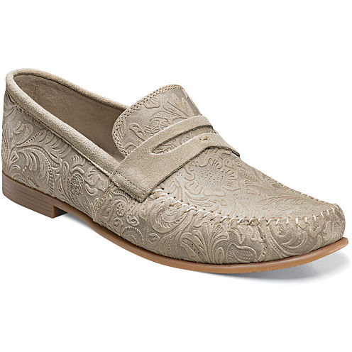 Stacy Adams® Florian Mens Moc-Toe Penny Loafers