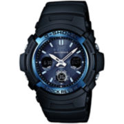 Casio® G-Shock Mens Multi-Band 6-Atomic Blue Watch