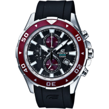 jcpenney.com | Casio® Edifice Mens Dive Watch EFM501-1A4V
