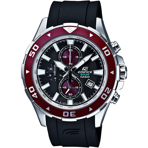 Casio® Edifice Mens Dive Watch EFM501-1A4V