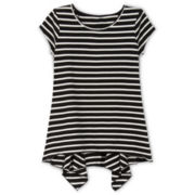 Total Girl® Striped Tunic - Girls 6-16