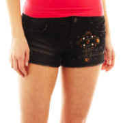 Vanilla Star® Embellished Cross Shorts