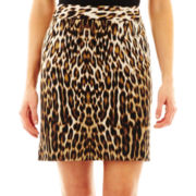 Worthington® Patterned Pencil Skirt