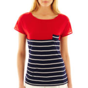 MNG by Mango® Striped Tee