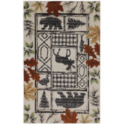 American Rug Craftsmen Autumn Leaves Rectangular Rugs