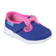 Skechers® GOwalk Bitty Bow Girls Shoes - Toddler