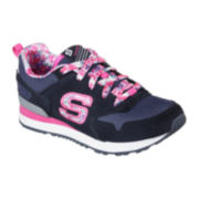 Skechers® Retrospect Floral Fancies Girls Sneakers - Little Kids