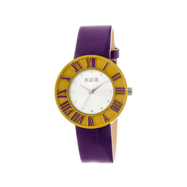 jcpenney.com | Crayo Womens Prestige Watch Cracr3104