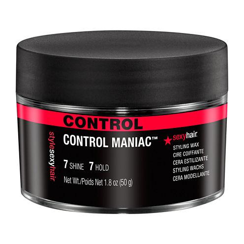 Style Sexy Hair® Control Maniac Styling Wax - 1.8 oz.
