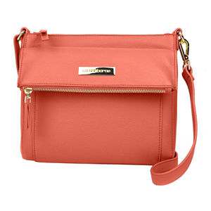 Liz Claiborne Womens Crossbody Bag