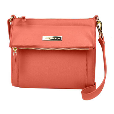 Liz Claiborne Idol Crossbody Bag $25 at JCPenney online deal