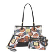nicole by Nicole Miller® Amber Bag and Wristlet Collection