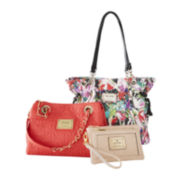 nicole by Nicole Miller® Stained Glass Handbag Collection