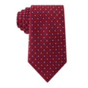 Stafford® Lakeside Neat Silk Tie