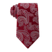 Stafford® Lakeside Paisley Silk Tie