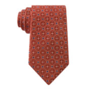 Stafford® Lakeside Medallion Silk Tie