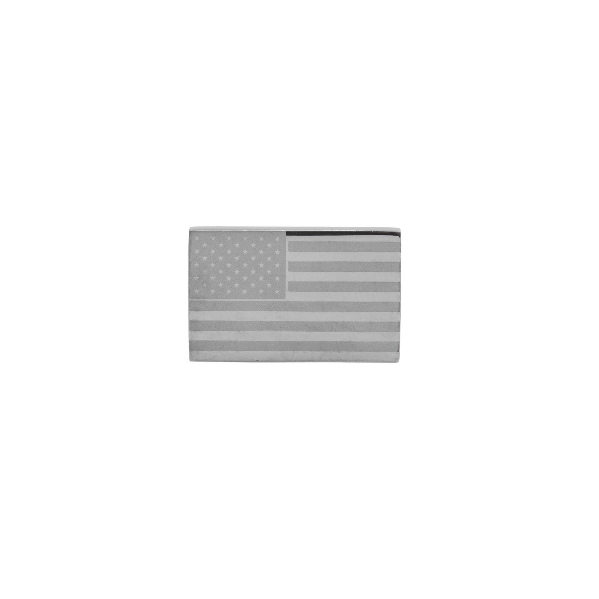 Stafford American Flag Lapel Pin