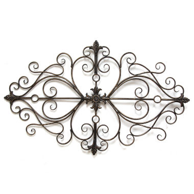 jcpenney.com | Stratton Home Décor Traditional Scroll Wall Décor