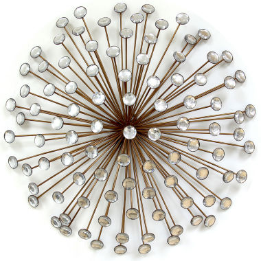 jcpenney.com | Stratton Home Décor Bronze Acrylic Burst