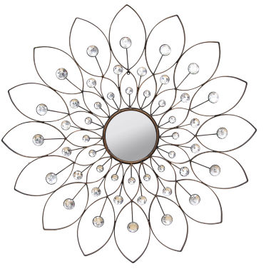 jcpenney.com | Stratton Home Décor Decorative Flower Mirror