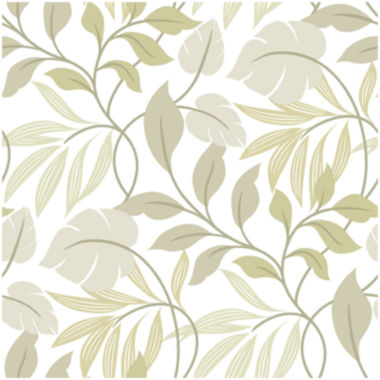 jcpenney.com | NuWallpaper Neutral Meadow Peel and Stick Wallpaper