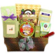 Alder Creek Flower Box Gift Basket For Mom