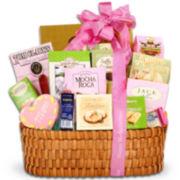 Alder Creek Gourmet Gift Basket For Mom