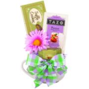 Alder Creek Tea & Cookies for Mom Gift Basket