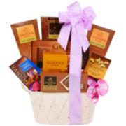 Alder Creek Mother's Day Godiva Gift Basket