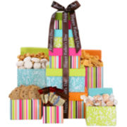 Alder Creek Father's Day Treats Tower