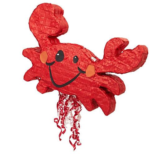 """Crab 21"""" Pull-String Pinata"""""""