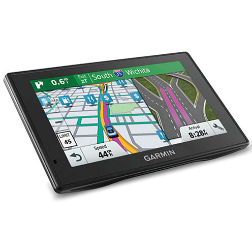 Garmin 010-01539-01 DriveSmart 50LMT 5IN GPS Navigator with Bluetooth & Free Lifetime Maps & TrafficUpdates