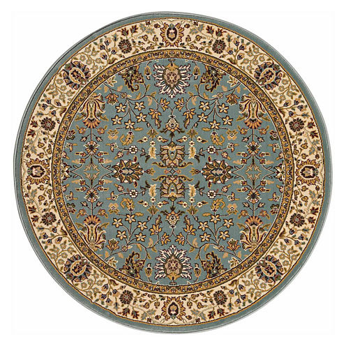 Kathy Ireland® Royal Countryside Round Rug