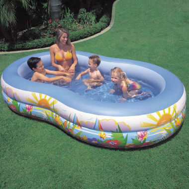 jcpenney.com | Intex® Swim Center Paradise Seaside Pool