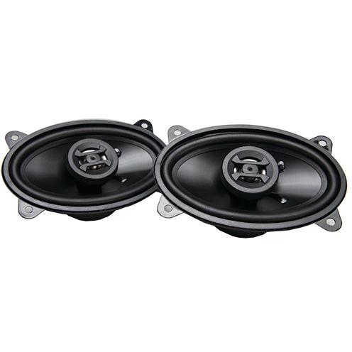 Hifonics ZS46CX Zeus Series Coaxial 4? Speakers (4IN x 6IN; 2 Way; 200 Watts max)