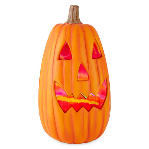JCPenney Home™ Tall Pumpkin with LED Lights
