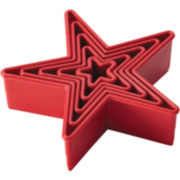 Cake Boss™ 5-pc. Nylon Fondant and Cookie Cutter Set - Star