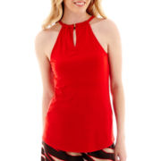 Worthington® Necklace Halter Top - Tall