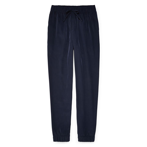 IZOD® Soft Jogger Pants - Preschool Girls 4-6x