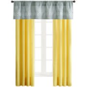 Ideology Elle Rod-Pocket Curtain Panel