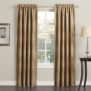 Sun Zero™ Romeo Room-Darkening Rod-Pocket Curtain Panel