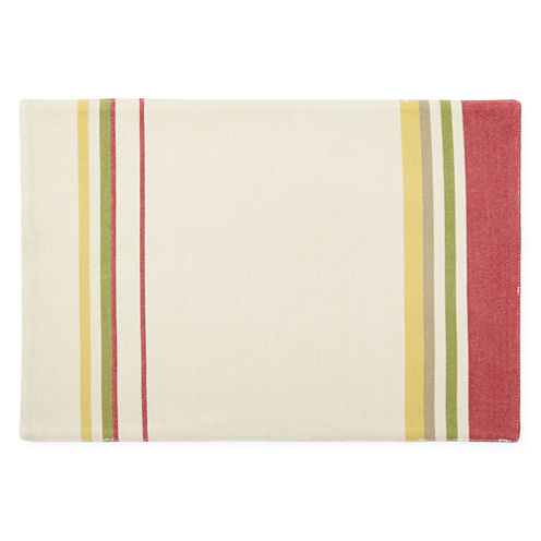 Alree Tate Set of 4 Placemats
