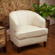 Kate Fabric Club Chair