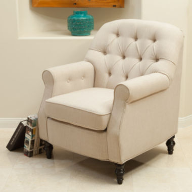 jcpenney.com | Heather Fabric Club Chair