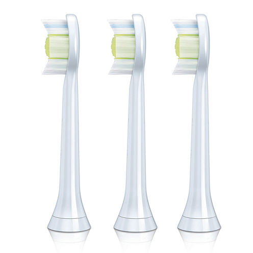 Philips Sonicare® DiamondClean 3-pack Sonic Electric Toothbrush Replacement Heads