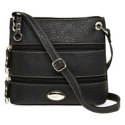 Rosetti® Triple Play Demi Mini Crossbody Bag