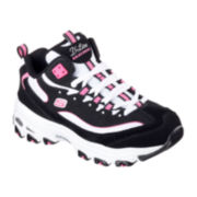 Skechers® D'Liteful Womens Lace-Up Sneakers