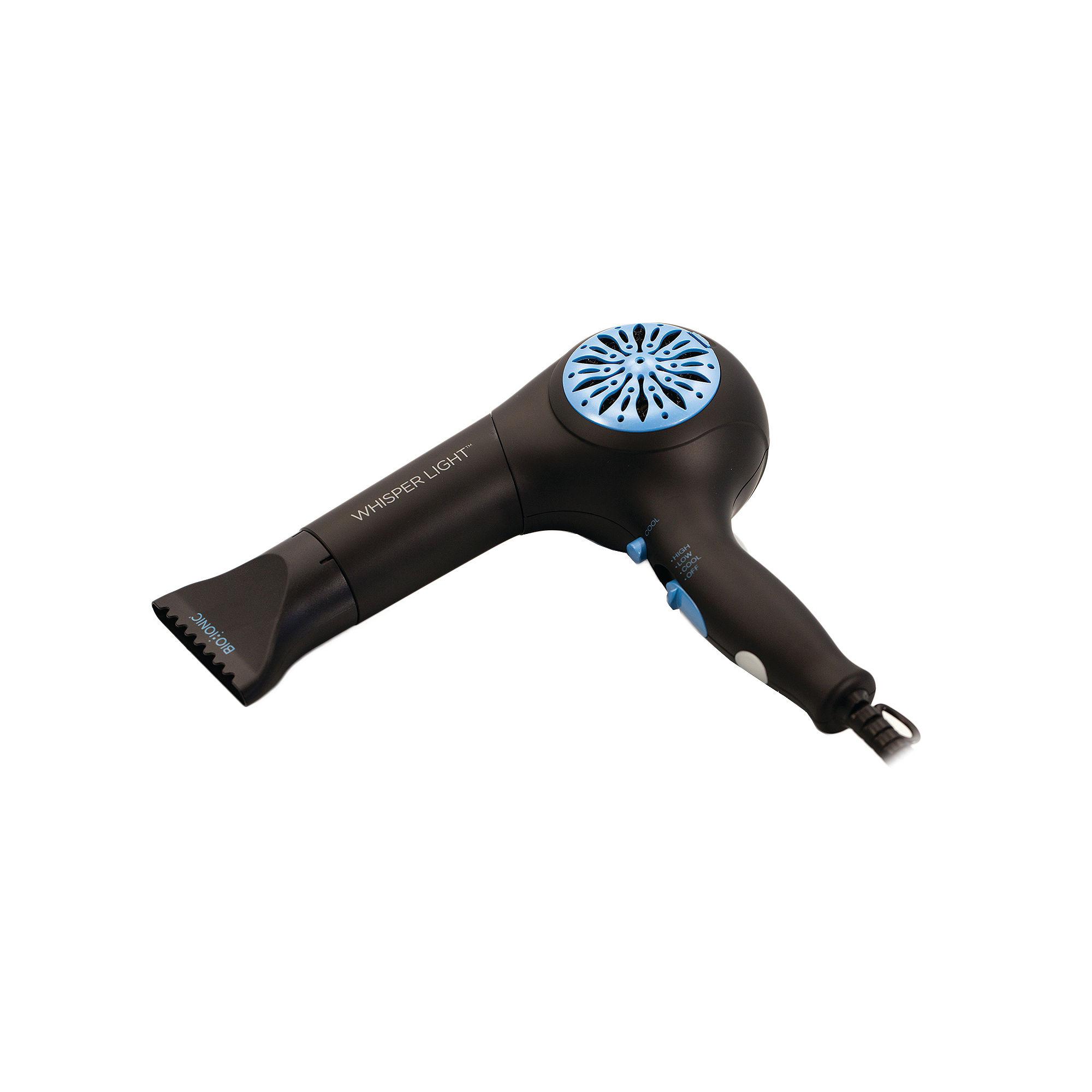 bio ionic whisperlight 1400w professional hair dryer. Black Bedroom Furniture Sets. Home Design Ideas